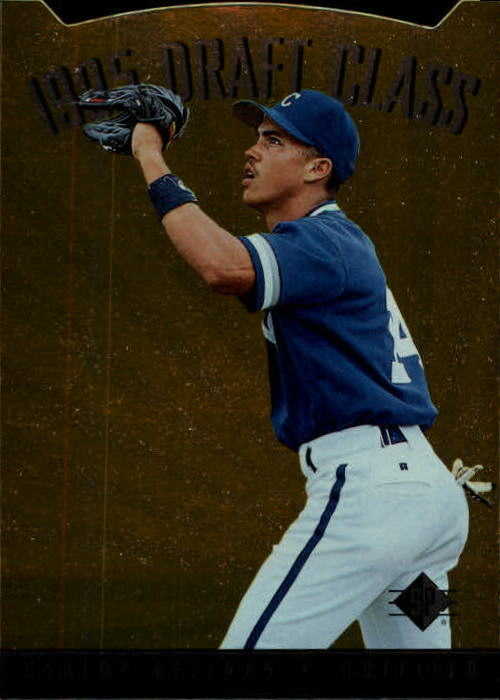 1995 SP Top Prospects #111 Carlos Beltran DRAFT