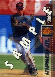 1995 Sportflix Samples #122 Cal Ripken