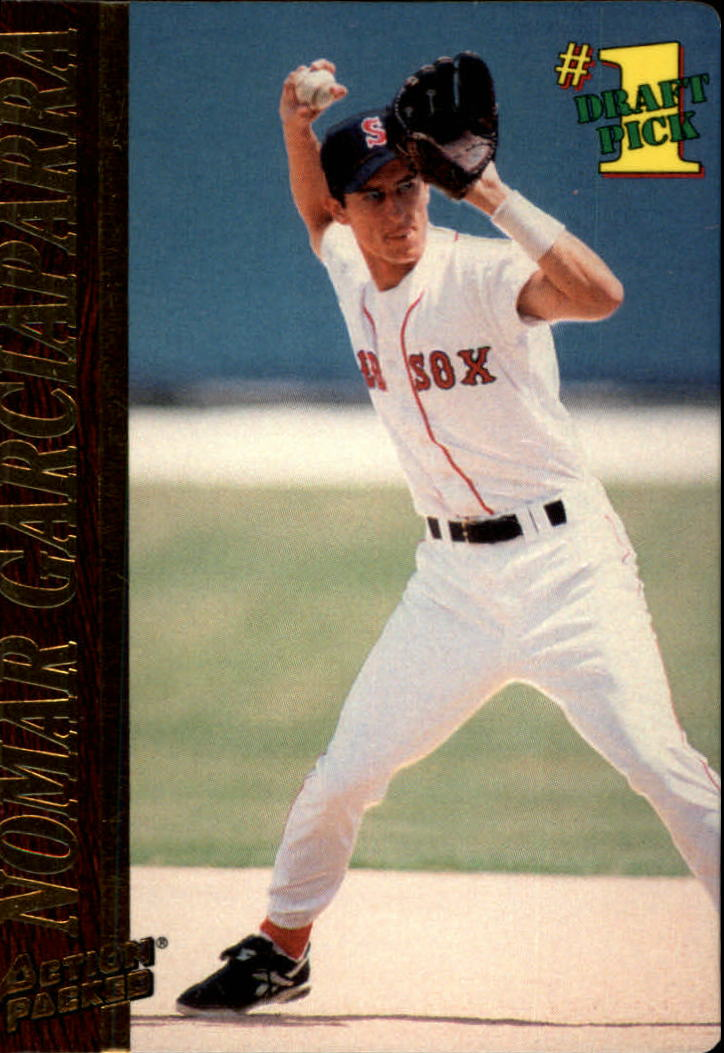 1995 Action Packed #60 Nomar Garciaparra FDP