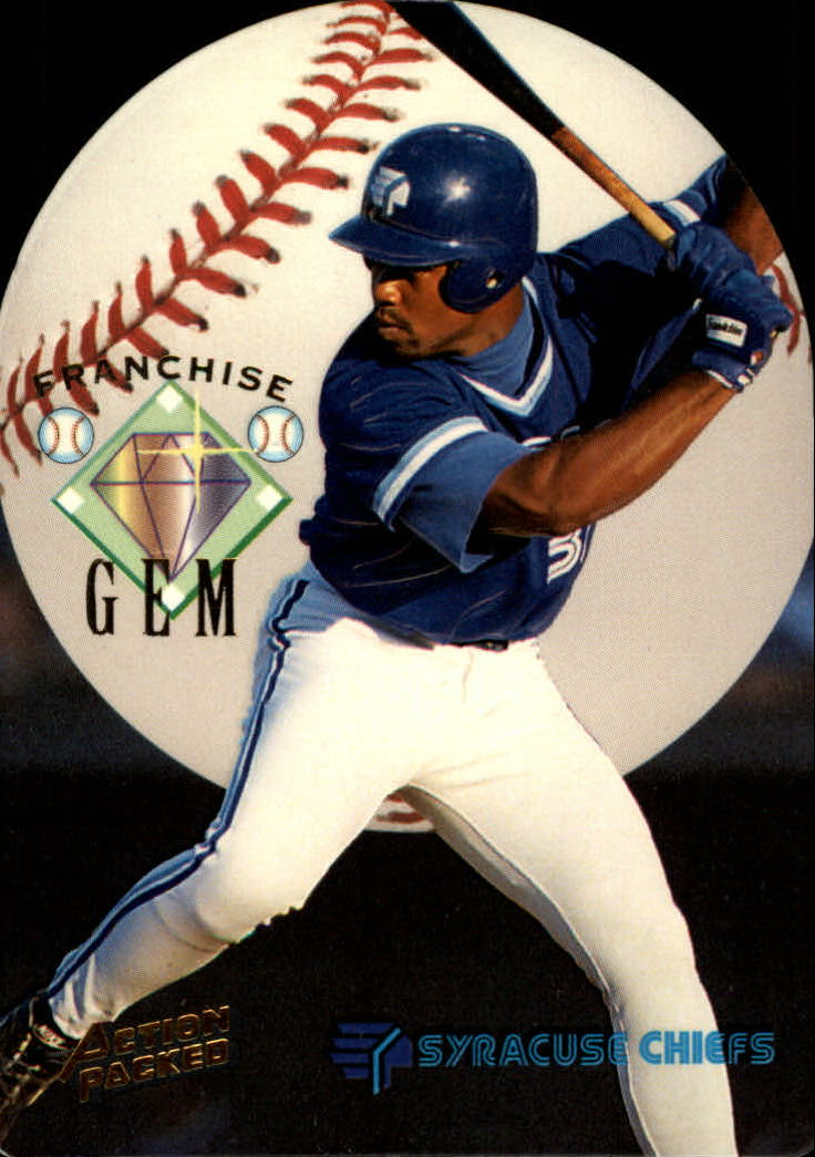 1995 Action Packed #65 Carlos Delgado FG