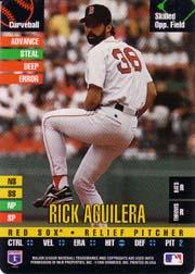 1995 Donruss Top of the Order #16 Rick Aguilera C