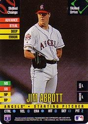 1995 Donruss Top of the Order #30 Jim Abbott C