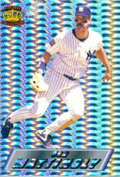 1995 Pacific Prisms #97 Don Mattingly