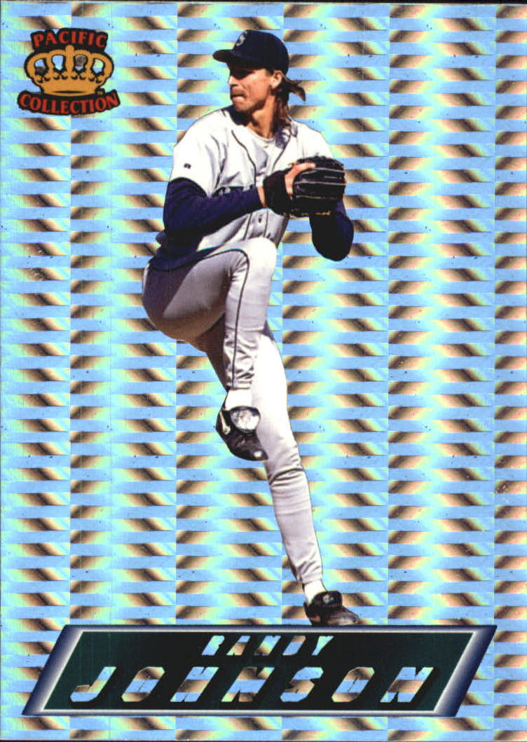 1995 Pacific Prisms #127 Randy Johnson