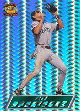 1995 Pacific Prisms #129 Alex Rodriguez