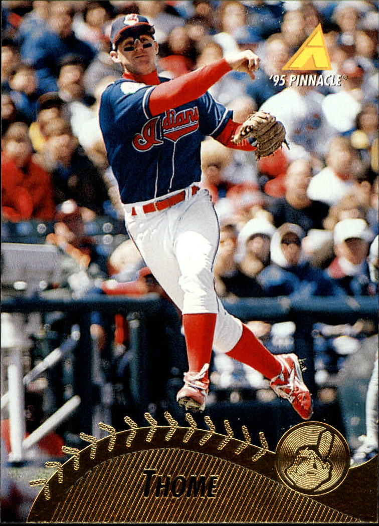 1995 Pinnacle #18 Jim Thome