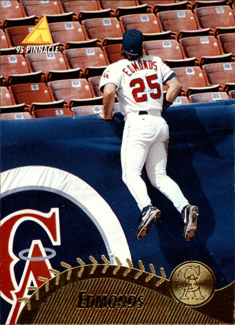 1995 Pinnacle #65 Jim Edmonds