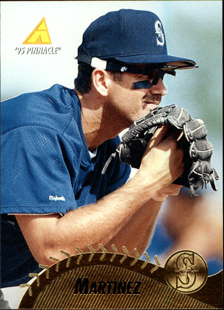 1995 Pinnacle #97 Edgar Martinez