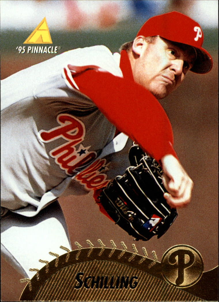 1995 Pinnacle #100 Curt Schilling