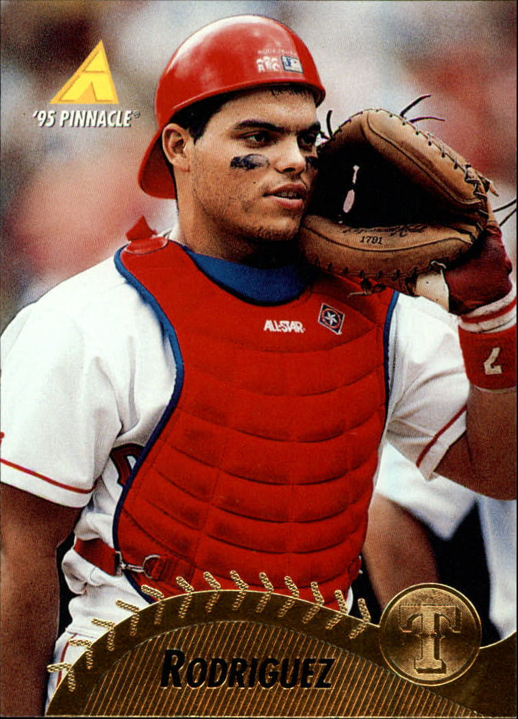1995 Pinnacle #122 Ivan Rodriguez