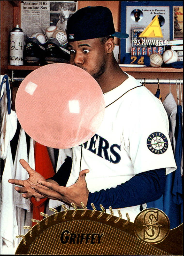 1995 Pinnacle #128 Ken Griffey Jr.