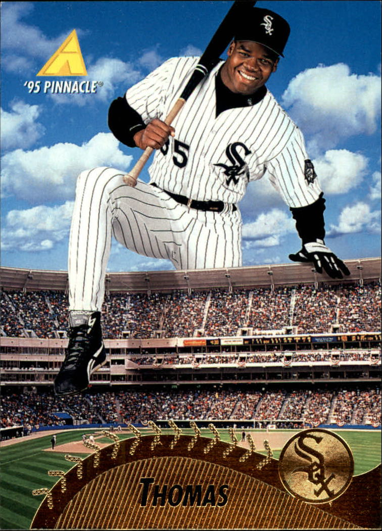1995 Pinnacle #226 Frank Thomas