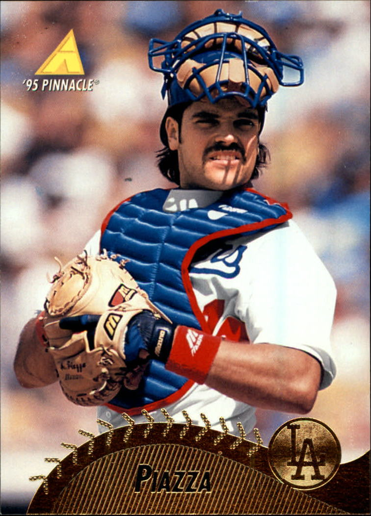 1995 Pinnacle #237 Mike Piazza