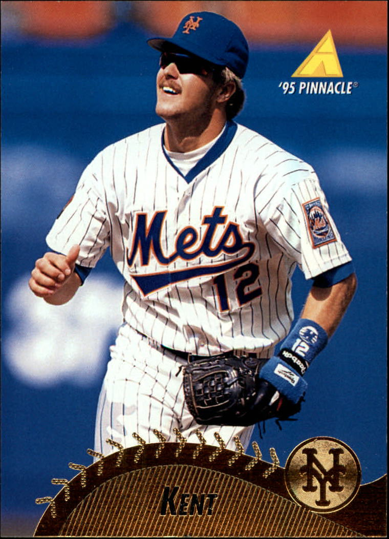 1995 Pinnacle #242 Jeff Kent