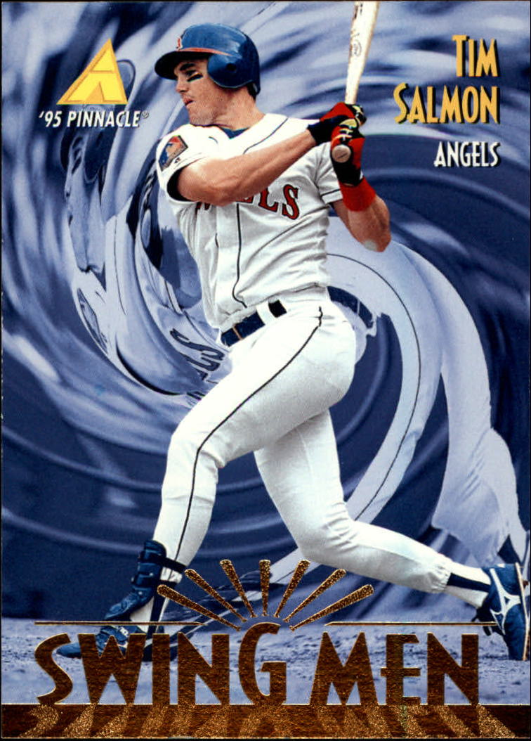 1995 Pinnacle #286 Tim Salmon SM