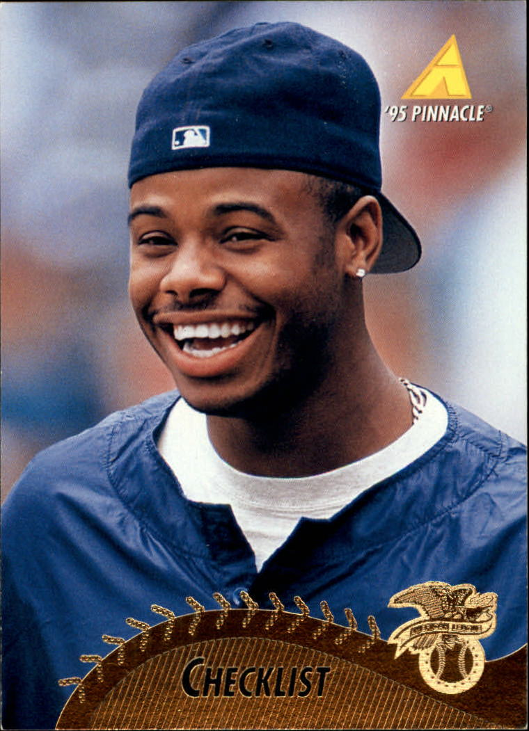 1995 Pinnacle #447 Ken Griffey Jr. CL