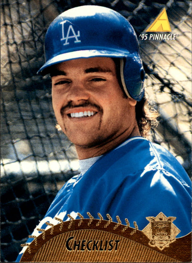 1995 Pinnacle #448 Mike Piazza CL
