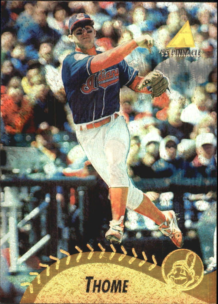 1995 Pinnacle Museum Collection #18 Jim Thome