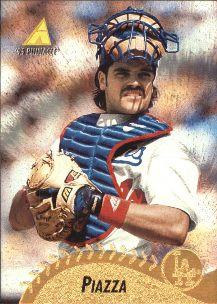 1995 Pinnacle Museum Collection #237 Mike Piazza