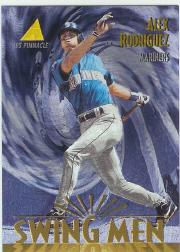 1995 Pinnacle Museum Collection #283 Alex Rodriguez SM