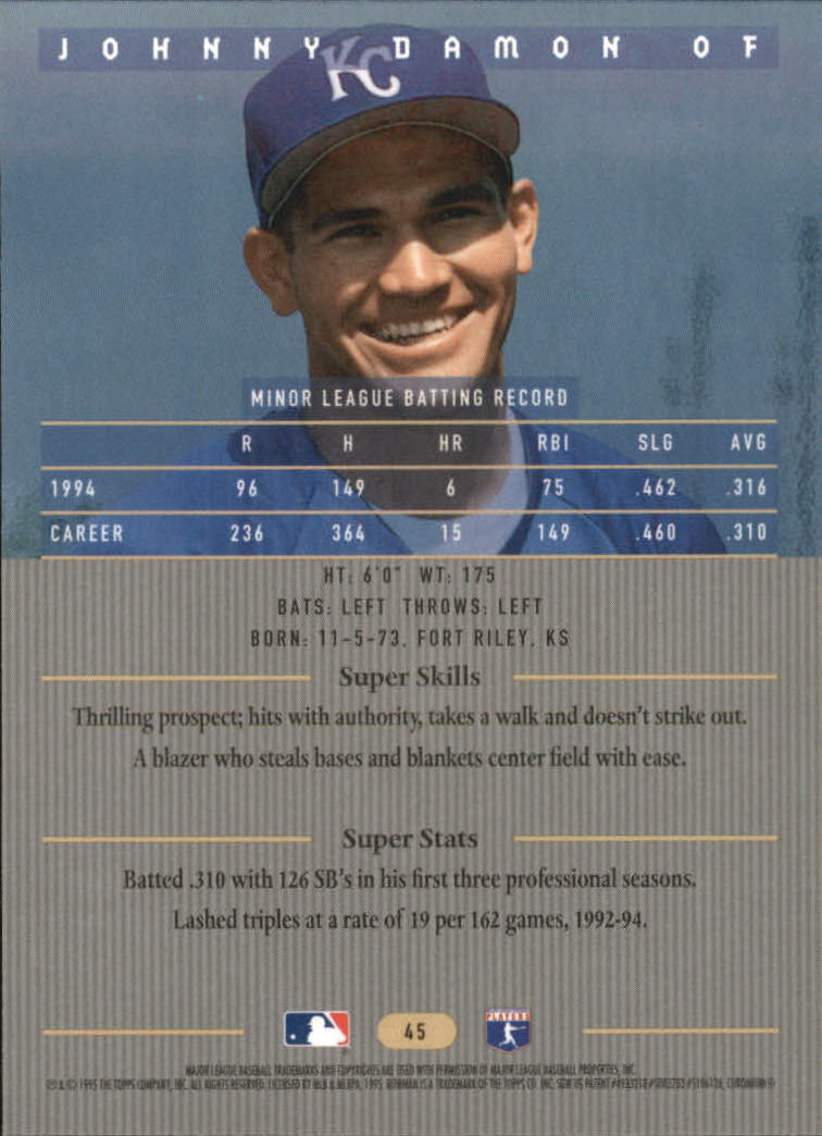 1995-Bowman-039-s-Best-Baseball-Cards-Pick-From-List