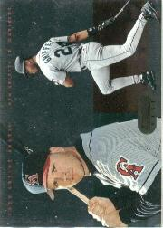 1995 Bowman's Best #X12 T.Greene/K.Griffey Jr.