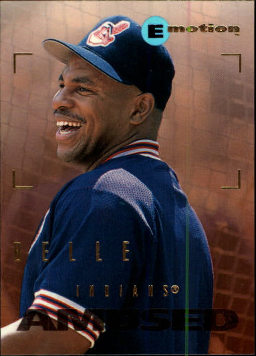 1995 Emotion #32 Albert Belle