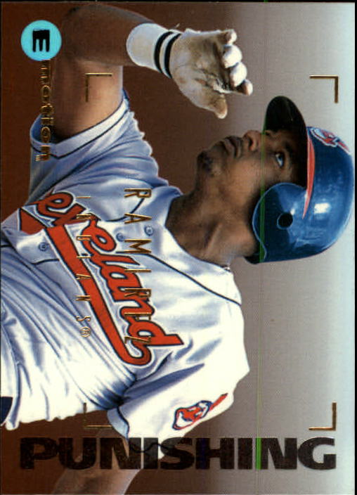 1995 Emotion #37 Manny Ramirez