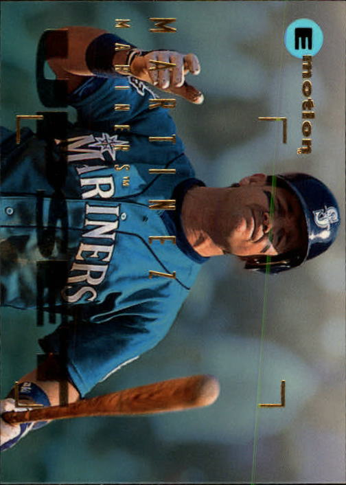 1995 Emotion #79 Edgar Martinez