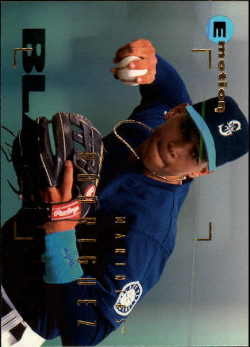 1995 Emotion #82 Alex Rodriguez