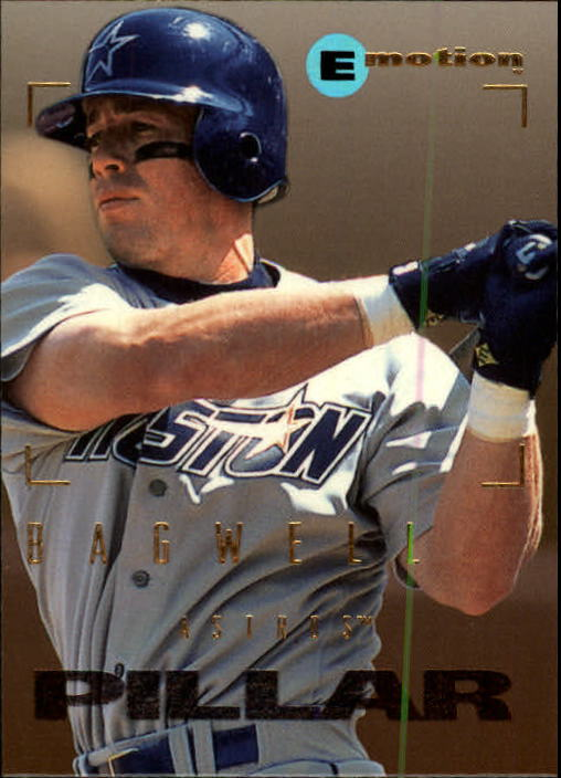 1995 Emotion #134 Jeff Bagwell