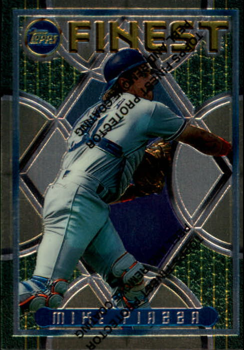 1995 Finest #113 Mike Piazza