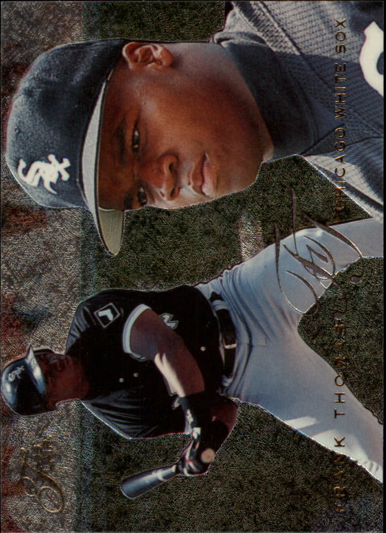 1995 Flair #27 Frank Thomas