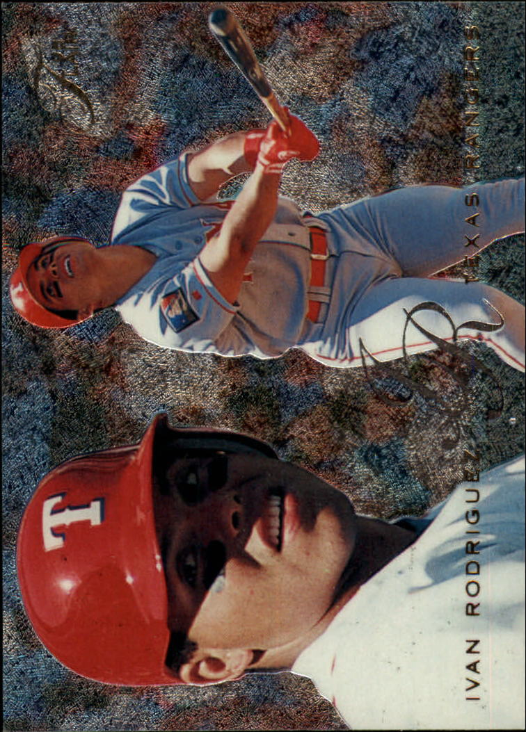 1995 Flair #92 Ivan Rodriguez