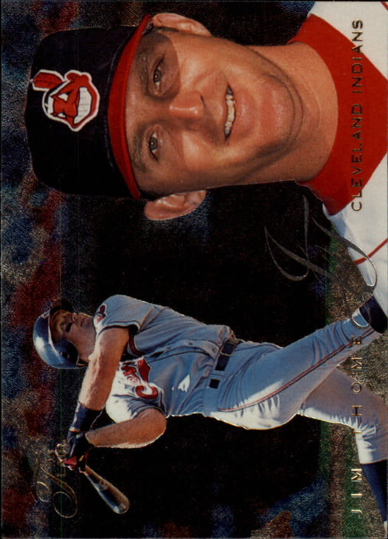 1995 Flair #252 Jim Thome