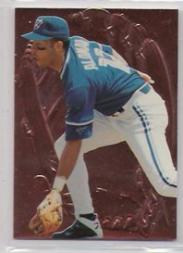 1995 Flair Hot Gloves #1 Roberto Alomar