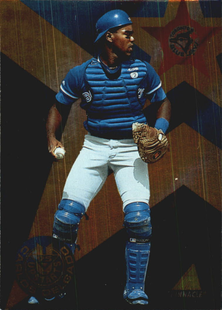 1995 Pinnacle Upstarts #US6 Carlos Delgado