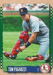 1995 Score #69 Tom Pagnozzi