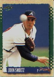 1995 Score #468 John Smoltz