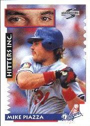 1995 Score #558 Mike Piazza HIT