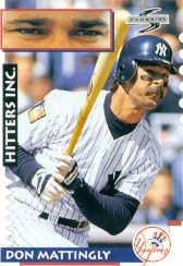 1995 Score #564 Don Mattingly HIT