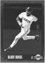 1995 Score Gold Rush #30 Barry Bonds