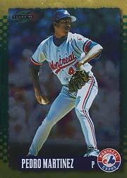 1995 Score Gold Rush #170 Pedro Martinez
