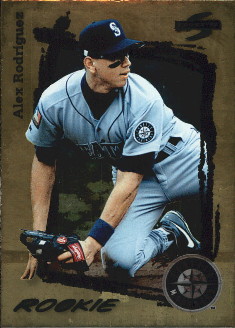 1995 Score Gold Rush #312 Alex Rodriguez