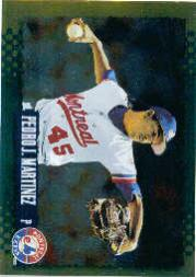 1995 Score Gold Rush #444 Pedro Martinez