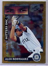 1995 Score Gold Rush #569 Alex Rodriguez HIT
