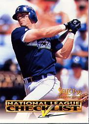 1995 Select Certified Checklists #4 Jeff Bagwell