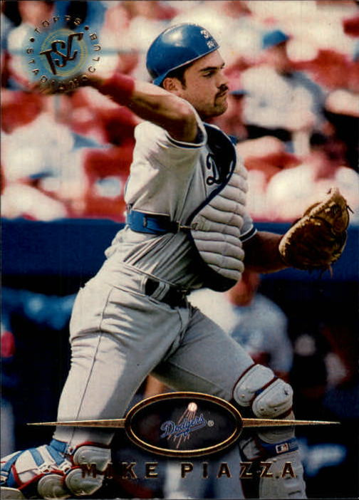 1995 Stadium Club #149 Mike Piazza