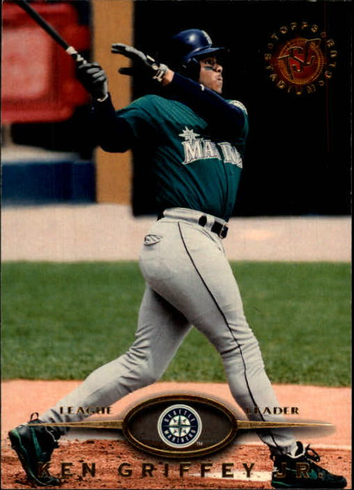 1995 Stadium Club #241 Ken Griffey Jr.