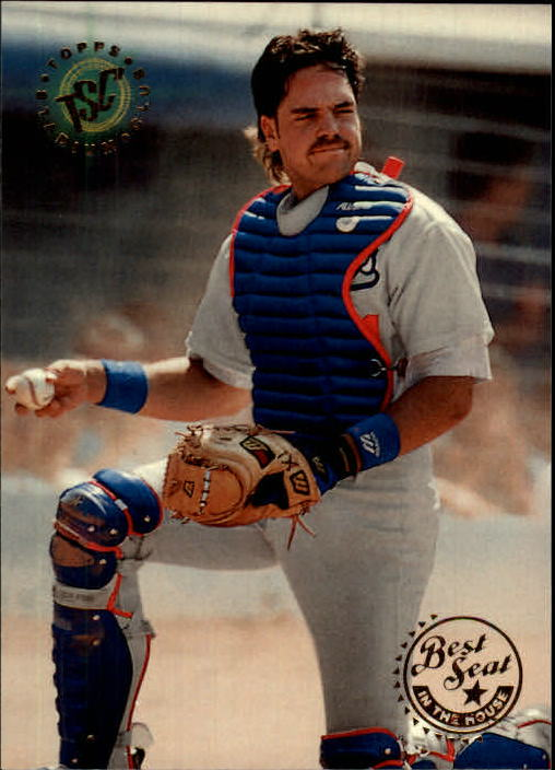 1995 Stadium Club #320 Mike Piazza BES